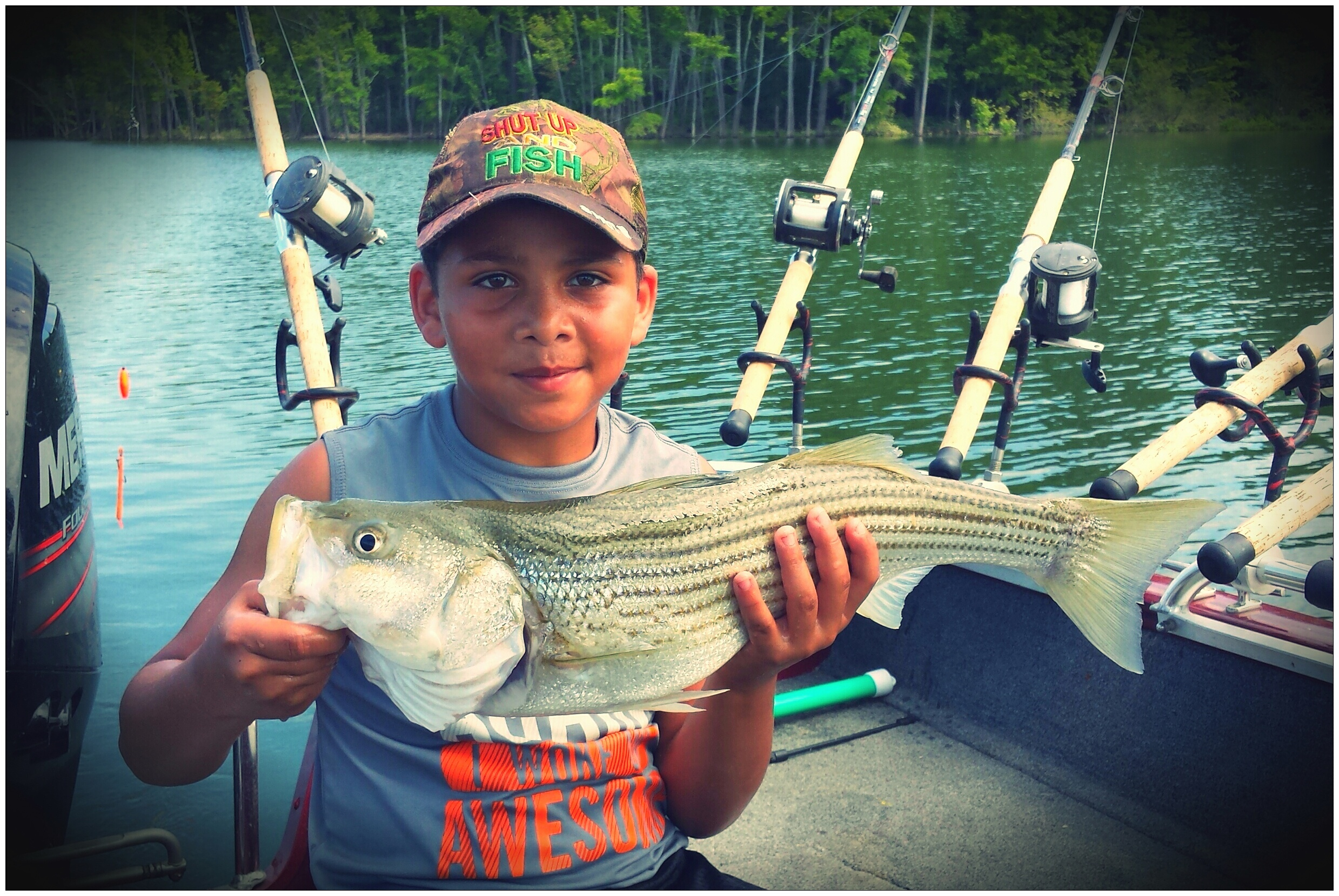Fish of the day hookup site
