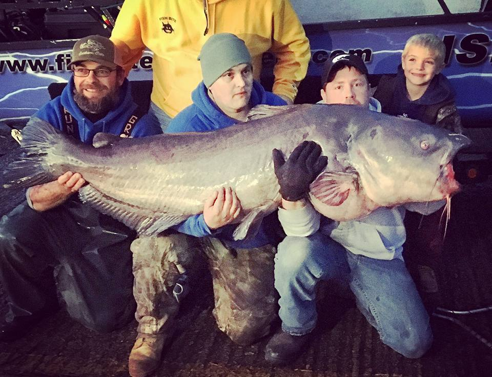 Guided catfishing trips on Kerr Lake – Cap't Redbeard is a ...
